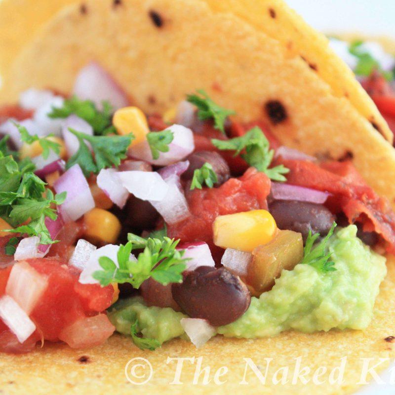 Family Favorite Black Bean Tacos