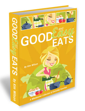 Good And Easy Eats Book Review and Giveaway!