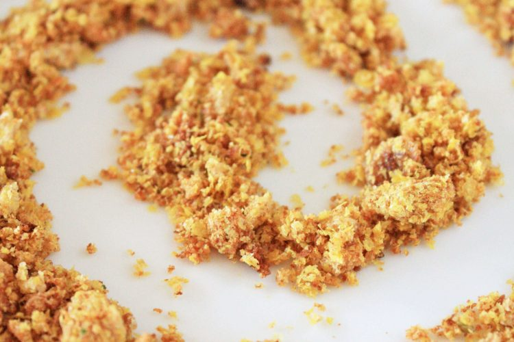 Homemade Croutons and Breadcrumbs