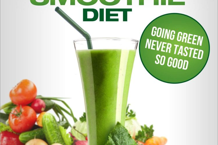 The New Green Smoothie Diet and a GIVEAWAY!