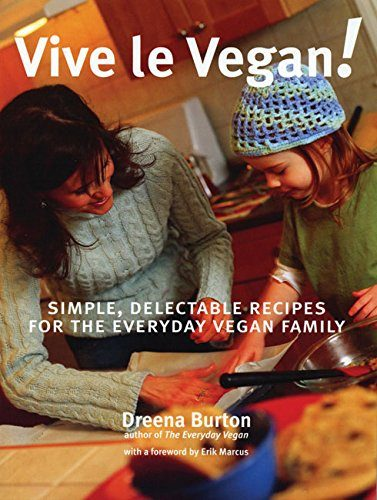 Vive le Vegan! Cookbook Review