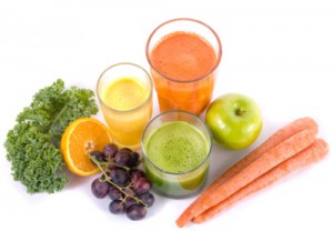 Bottoms Up – A 5 Day Juice Detox