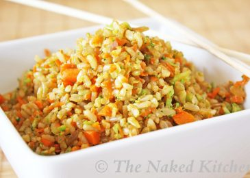 Crispy Fried Rice