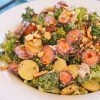 Fall Inspired Broccoli Salad