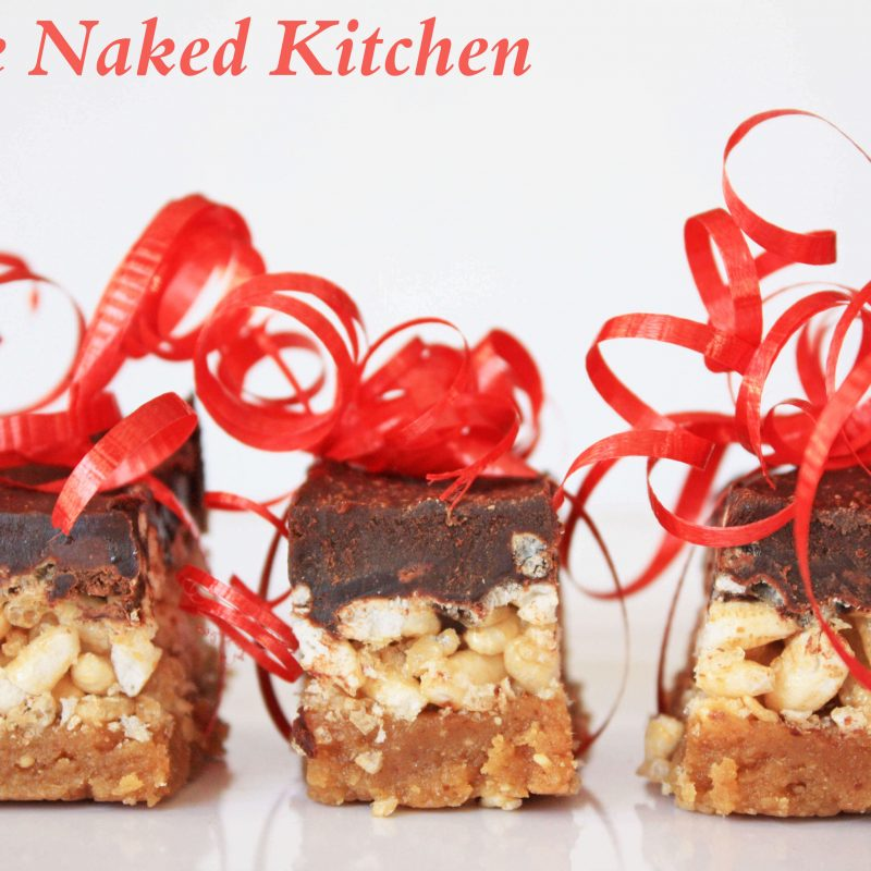 Homemade Candy Bars – The Naked Kitchen