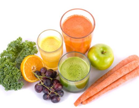 Juice Detox Recipes
