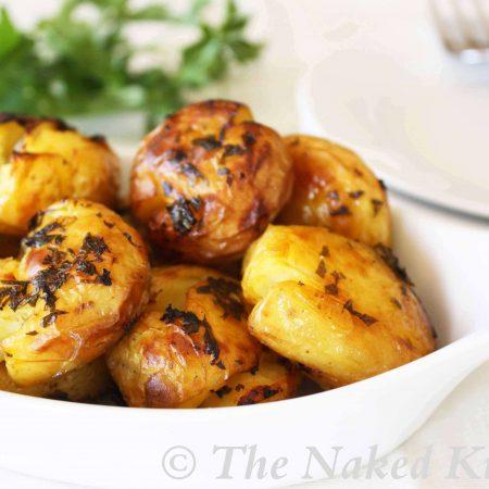 Tasty Tuesday: Parsleyed New Potatoes