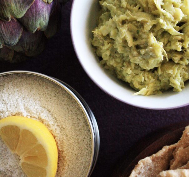 Artichoke and Spinach Spread