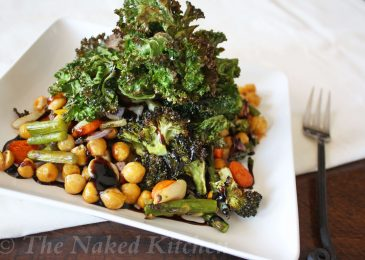 Krunchy Kale Salad
