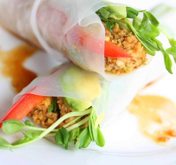 Perfect Potsticker Wraps