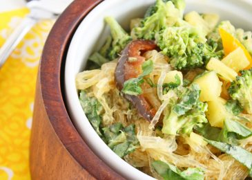 Pineapple Basil Kelp Noodles