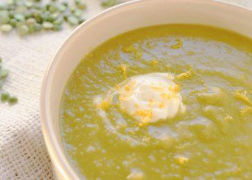 Simple Split Pea Soup