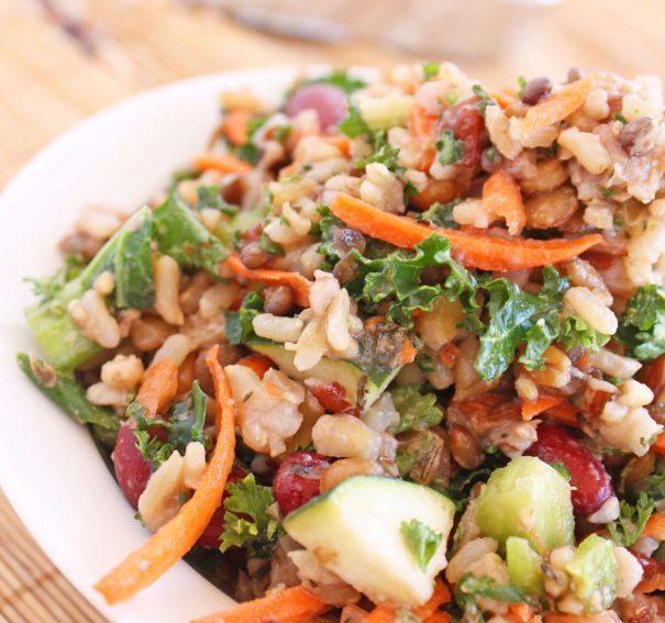SooFoo Salad