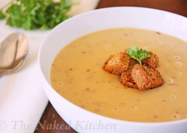 Creamy Potato Onion Soup